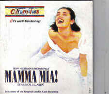 Benny Andersson&Bjorn Ulvaeus-Mama Mia cd single