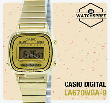 Casio Digital Watch LA670WGA-9D