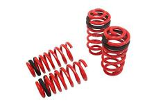 MEGAN RACING SUSPENSION LOWERING SPRINGS FOR 2015-UP BMW X6 F16 35i 50i 30d ALL