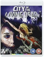City of the Living Dead - Blu ray NEW & SEALED - Lucio Fulci