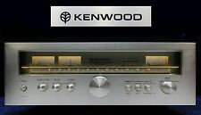 Vintage High-End FM tuner trio KENWOOD 600t supreme HIFI radio récepteur 600 t