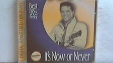 24 Karat Gold CD Elvis Presley --  It´s  Now Or Never  ...BEST Of --