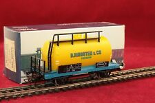 Piko H0 DSB Kesselwagen B.Ringsted & Co in gelb 2 achsig/Top Zustand/OVP