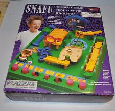 SNAFU The MAZE GAME Plazers Labyrinth Game