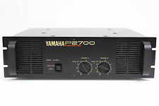 Yamaha P2700 Professional Two-Channel Stereo Power Amplifier P-2700