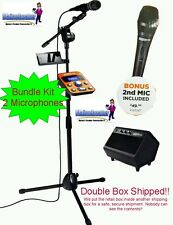 Singtrix Party Bundle (2 mics) Premium Edition Home Karaoke System - #SGTX1