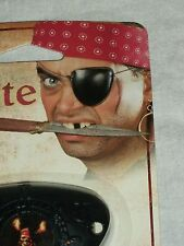 Halloween Pirate Latex Eye Patch Costume Makeup Theater Stage