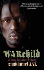 War Child: A Boy Soldier's Story, Emmanuel Jal, Paperback, New