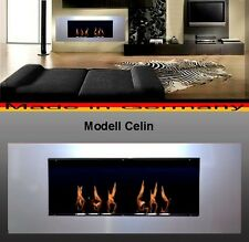 Fireplace Celin-Silver for Gel or Ethanol / Made in Germany / fire place etanol