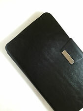 FUNDA CARCASA PARA TABLET AMAZON KINDLE FIRE HD 6 CIERRE IMAN COLOR NEGRO