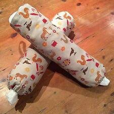 Folksy Barn Animal Plastic Bag Dispenser/Holder,Quality Hand Made, 50cm x 40cm