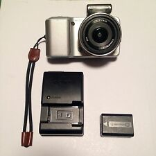 Sony Nex 3 Body, Battery And Charger