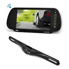 "Pyle PLCM7400BT 7"" BLUETOOTH Rear-View Mirror Monitor + Night Vision Camera"