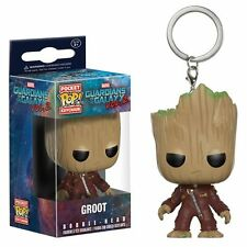 FUNKO GUARDIANS OF THE GALAXY VOL. 2 GROOT POCKET POP! FIGURE KEY CHAIN 13291