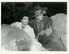 JOAN CRAWFORD STERLING HAYDEN JOHNNY GUITAR 1954 VINTAGE PHOTO ORIGINAL #2