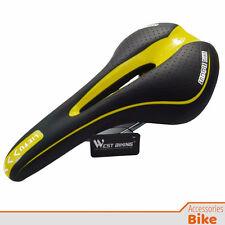 WEST BIKING - Comfortable Lightweight Mountain / Road Bike Seat Saddle 356g