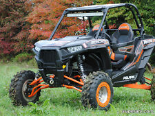 SuperATV Polaris RZR 2014+ 1000 High Clearance FRONT Lower  A-Arms VooDoo BLUE