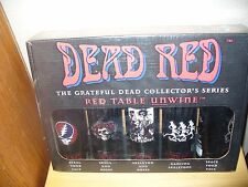 GRATEFUL DEAD / DEAD RED WINE