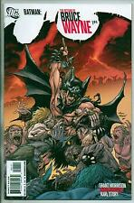 DC Comics Batman The Return Of Bruce Wayne #1 Early July 2010 NM