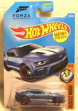 2016 HOT WHEELS '16 CAMARO SS 129/250 RARE MOC!