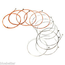 12Pcs String Guitar Strings SET Stainless steel Coated Copper A2012 Alice String