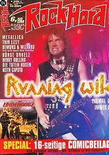 Magazin Rock Hard 153/2000,Running Wild