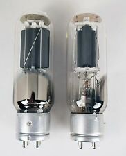 Factory New Pair 211 / VT4C Ham Radio / Audio Amplifier Tube ON SALE