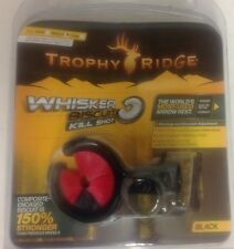 NEW TROPHY RIDGE KILL SHOT WHISKER BISCUIT REST Red Kill SHOT