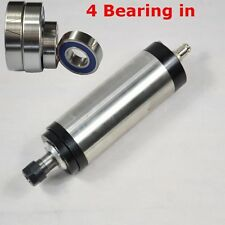 TOP FOUR BEARING  2.2KW WATER-COOLED SPINDLE MOTOR ENGRAVING MILL GRIND  CNC