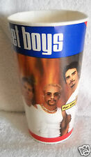 #6987 Burger King Back Street Boys Soda Fountain Paper Cup