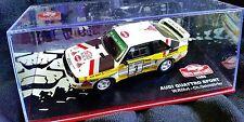 Ixo-Altaya, 1:43, Audi Sport Quattro, Rallye Monte-Carlo 1985, mit decals HB