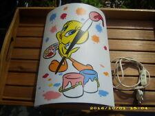 Tweety Wandlampe - Figur Leuchte - Kinderlampe - Lampe Warner Bros