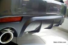 SAAB 93 9-3 REAR DIFFUSOR SPOILER 2008-UP