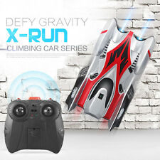 DHD X-RUN 2.4G 3.7v Infrared Control Wall Climbing Floor Racing RC Car New