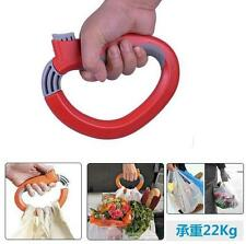 2016 1Pcs New One Trip Grip Shopping Grocery Bag Grip Holder Handle Carrier Tool