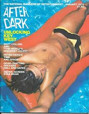 AFTER DARK Magazine January 1978 Hollywood Gay Entertainment Silver Screen Mag