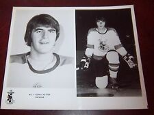 Baltimore Clippers Kerry Ketter 1970's  from the Woody Ryan Collection