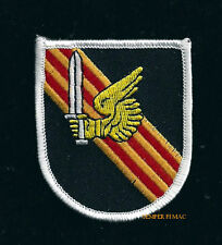 US ARMY 5TH SF SPECIAL FORCES GROUP JDS HAT PATCH VIETNAM PIN UP FORT CAMPBELL
