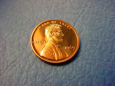 1969-S LINCOLN CENT GREAT PROOF COIN!!!   #10**