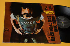 FRANK ZAPPA LP LUMPY GRAVY ORIG UK EX GATEFOLD COVER TOP AUDIOFILI