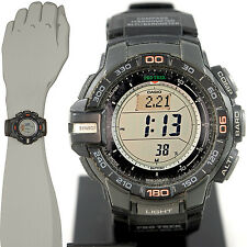 Casio Mens PRG-270-1 Protrek Watch Tough Solar Compass Altimeter Resin Good Cnd