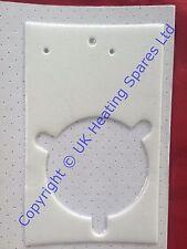 Baxi Solo 3 30PF 40PF 50PF Boiler Fan to Hood Gasket 231343 231343BAX