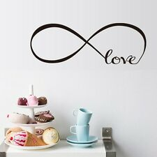 Love Quote Removable Vinyl Art Wall Sticker Mural Decal DIY Bedroom Home Decor