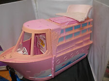 GRD Vintage Barbie Mattel Pink Boat Cruise Ship Yacht