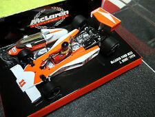 1/43 mclaren ford m23 #11 James Hunt campeón mundial 1976 Minichamps 530764311 embalaje original!