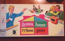 Dream House TV Home Board Game COMPLETE VTG As seen on ABC TV 1968
