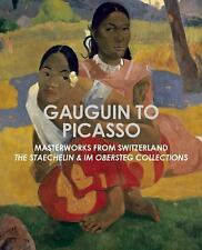 GAUGUIN TO PICASSO (9781907804601) -  (HARDCOVER) NEW