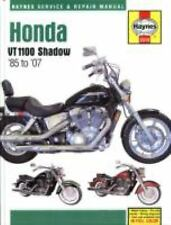 Honda VT1100 Shadow: '85 to '07 (Haynes Service & Repair Manual), Editors of Hay