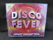 Disco Fever -  3 CD Nuovo New