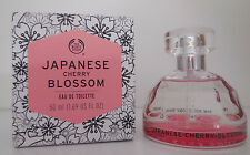 The Body Shop Japanese Cherry Blossom Eau De Toilette Perfume Spray 1.69oz NIB